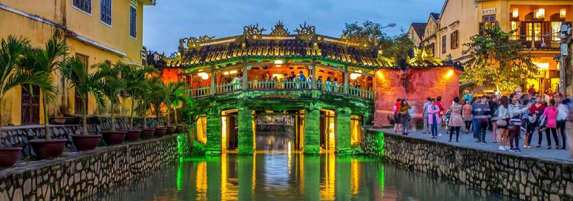 Découverte de la culture du Vietnam 14 jours hoian