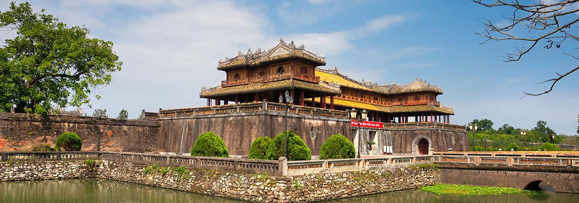 Découverte de la culture du Vietnam 14 jours hue