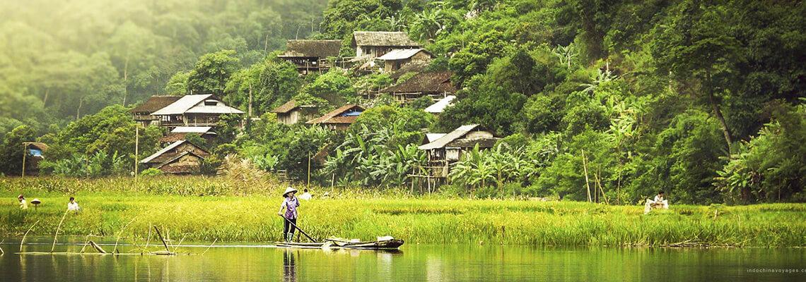 Ethnies du Nord du Vietnam 18 jours ba be