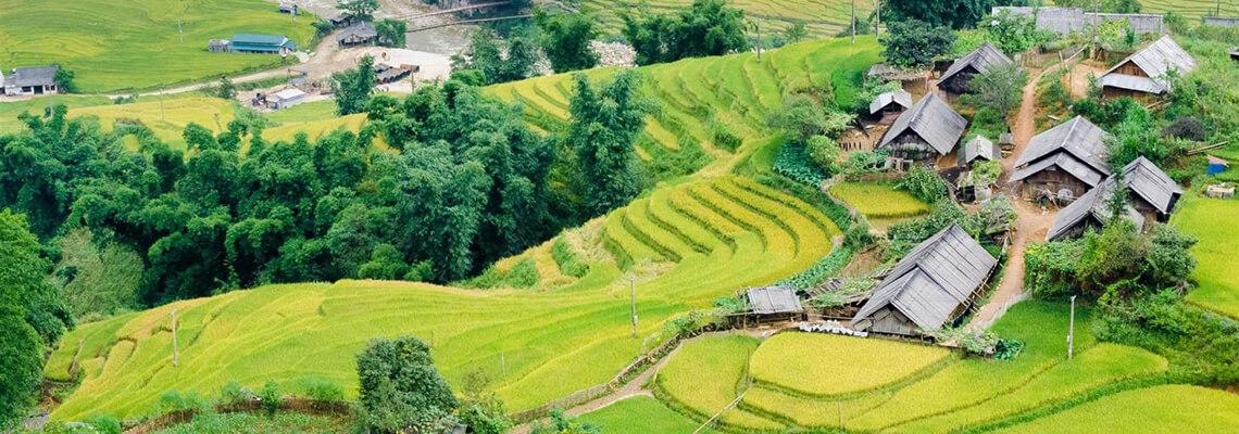 Ethnies du Nord du Vietnam 18 jours sapa
