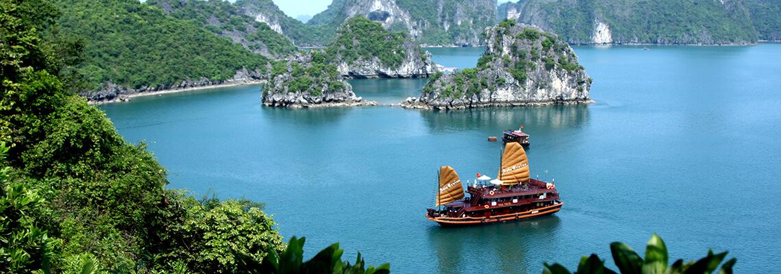 Extrême Nord du Vietnam 14 jours halong