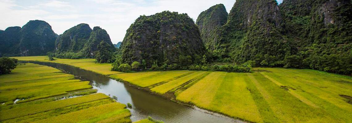 Extrême Nord du Vietnam 14 jours tam coc