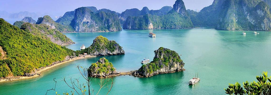 L'étoile du Vietnam 10 jours halong