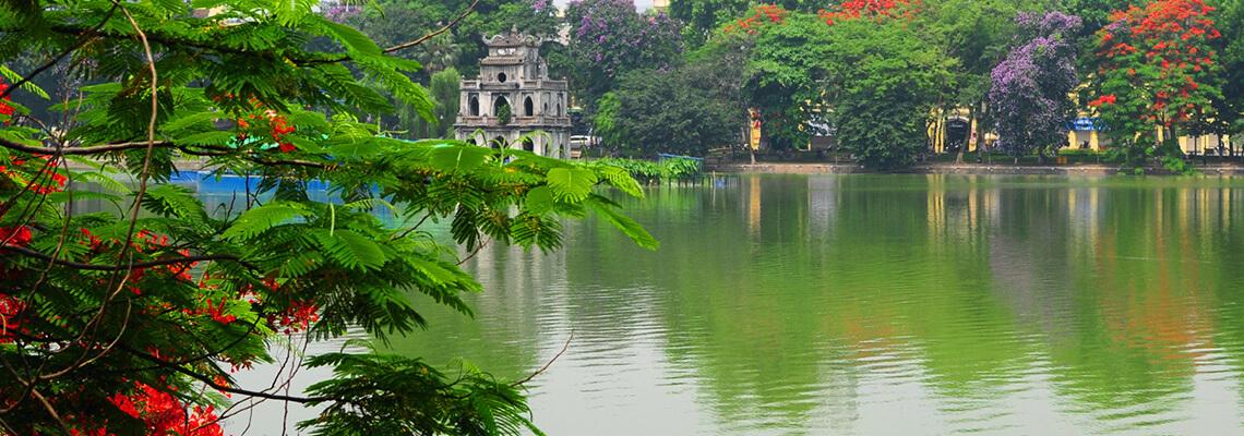 L'étoile du Vietnam 10 jours hanoi