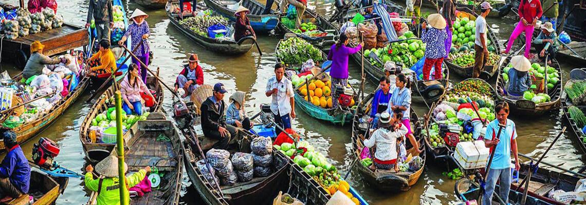 La beauté cachée du Vietnam 15 jours cai be