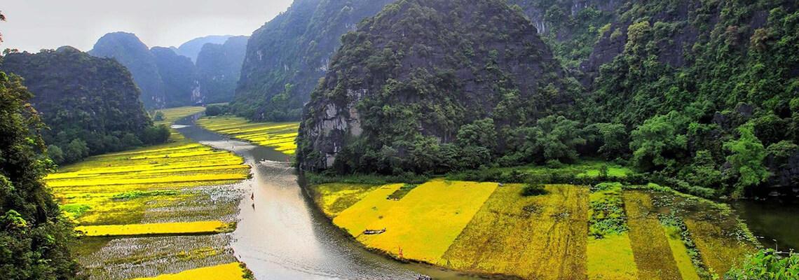 La beauté cachée du Vietnam 15 jours
