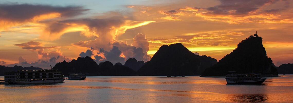 Le meilleur du Vietnam 16 jours halong