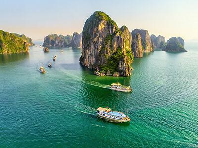 baie d'halong voyage vietnam