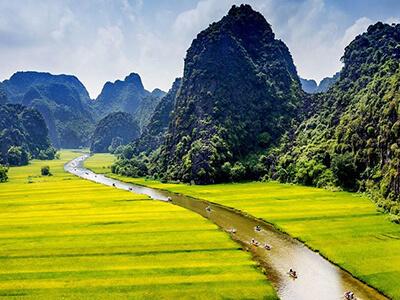 ninh binh voyage vietnam