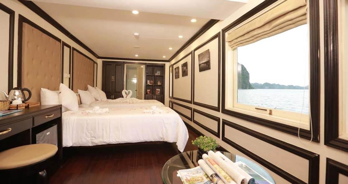 Amira Cruise 3 cabines cabine