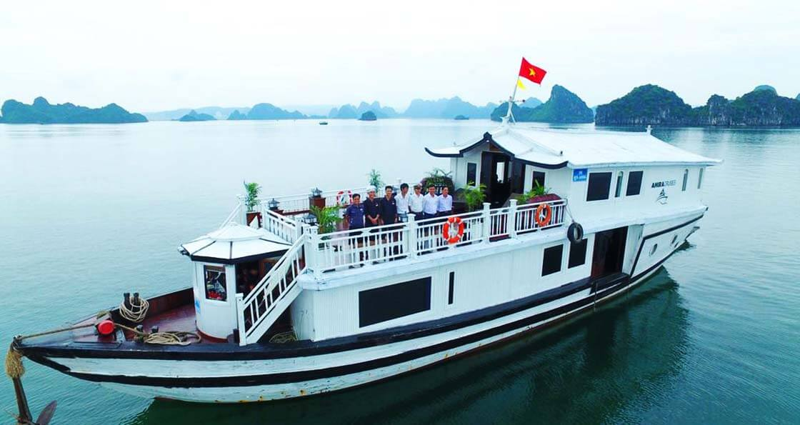 Amira Cruise 3 cabines