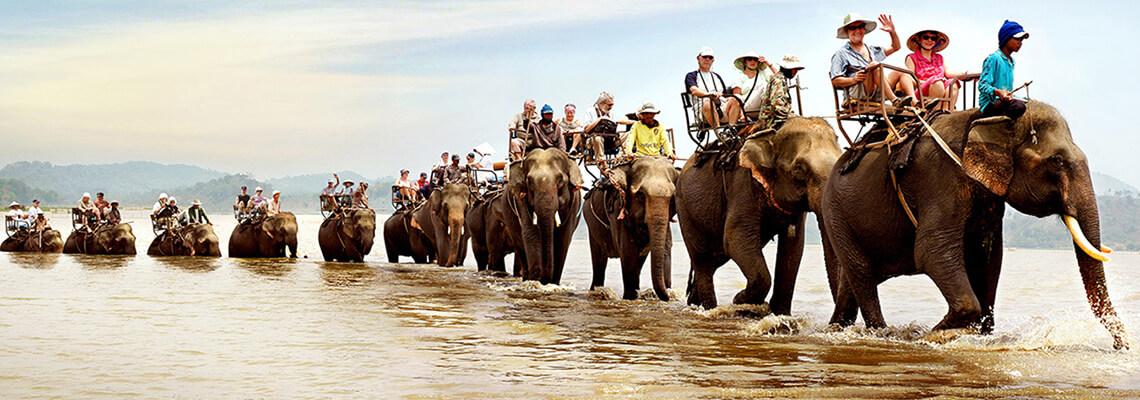 Aventure du Vietnam 23 jours lac lak
