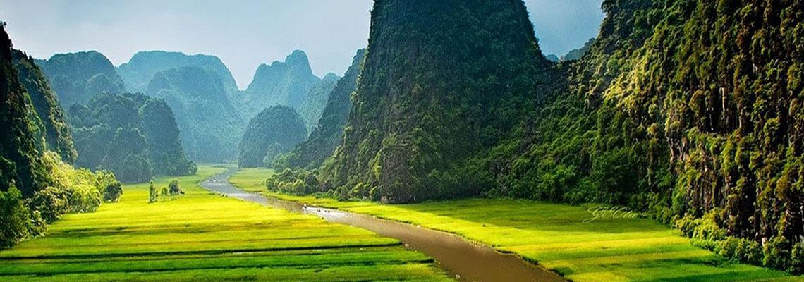 Aventure du Vietnam 23 jours tam coc