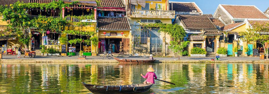 De la baie d'Halong aux temples d'Angkor en 14 jours hoian