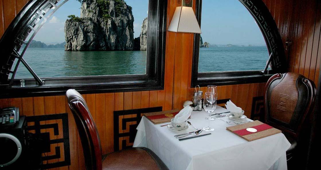L'Amour 1 cabine restaurant