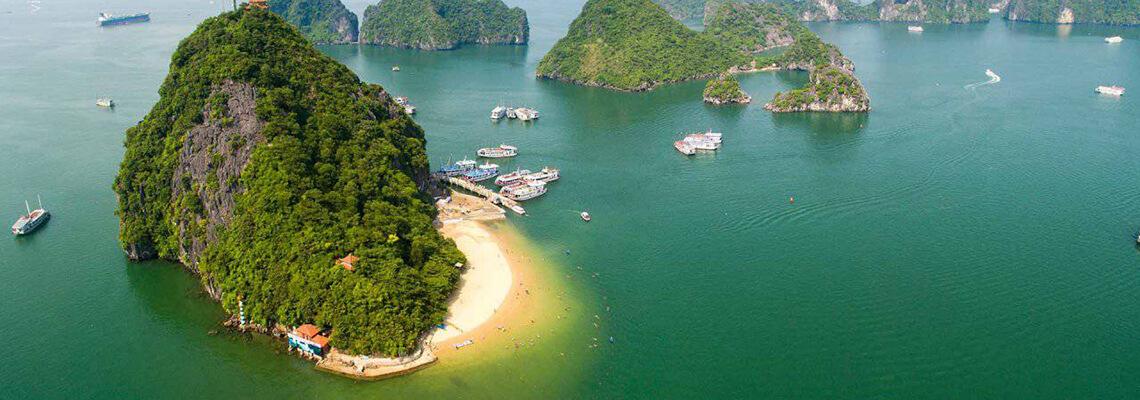 Le Vietnam comme on l'aime 14 jours halong