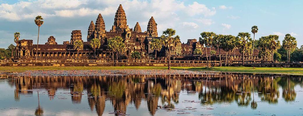 Splendeurs du Vietnam et Cambodge en 15 jours angkor