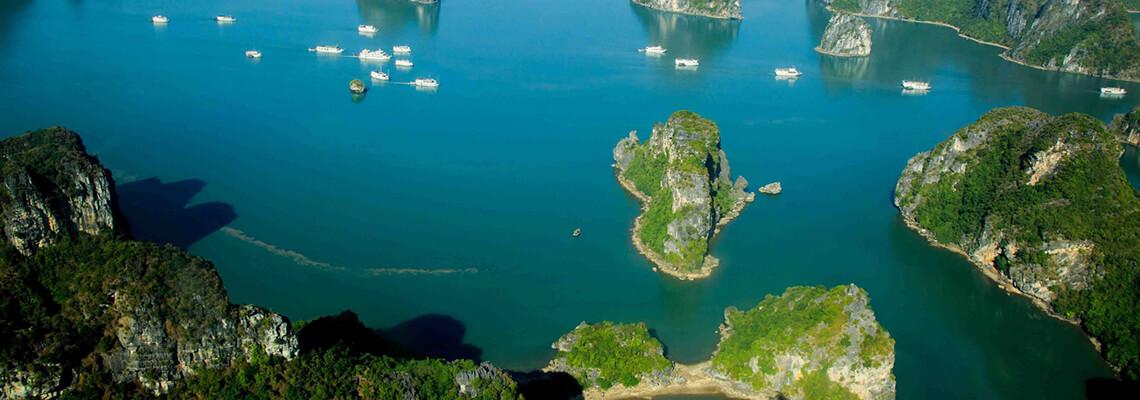 Vacances en famille au Vietnam 12 jours halong