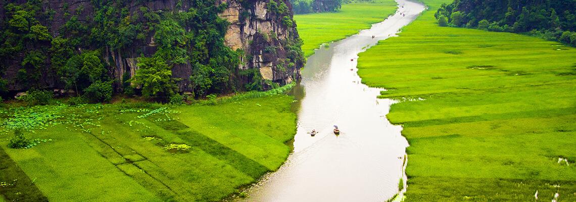 Vacances en famille au Vietnam 12 jours tam coc