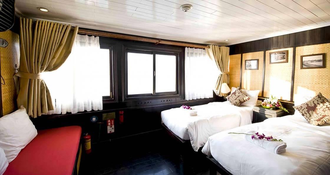 cabine Bhaya Legend 2 cabines