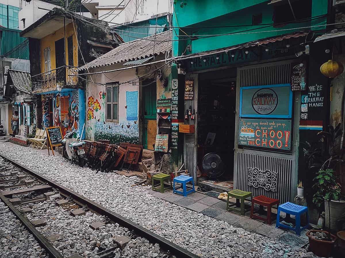 Choo Choo Cafe