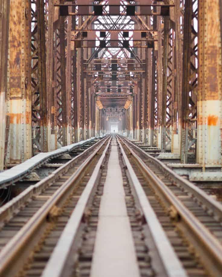Histoire du pont Long Bien
