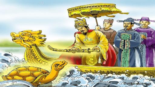 Histoire et légende du lac Hoan Kiem
