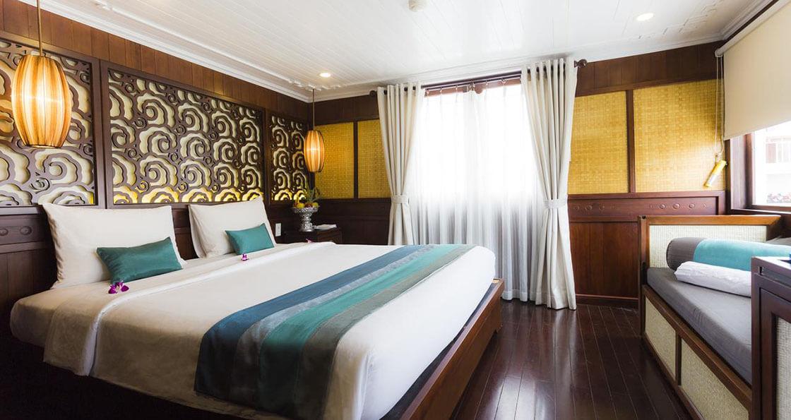 Jonque Bhaya cabine