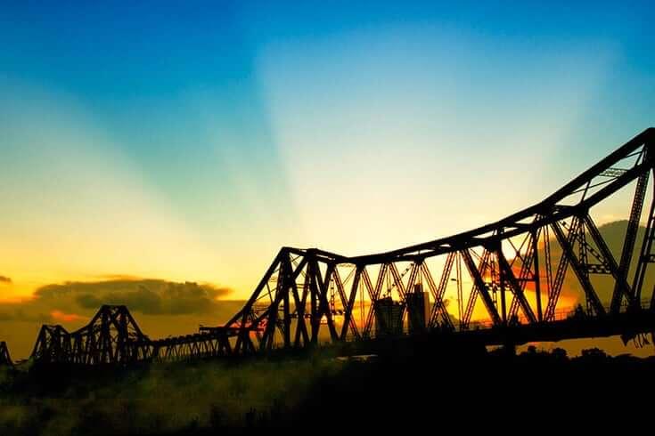 Les points forts du pont Long Bien