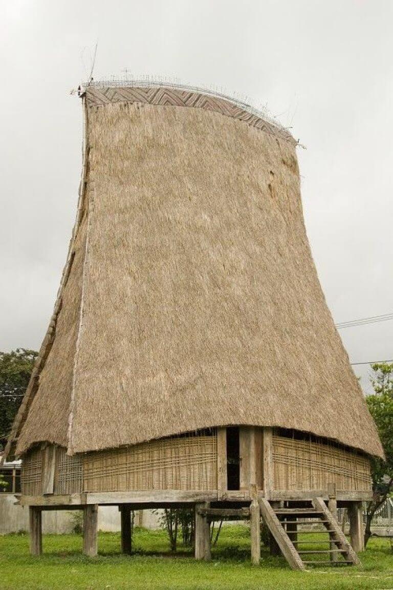 Maison communale de Bana