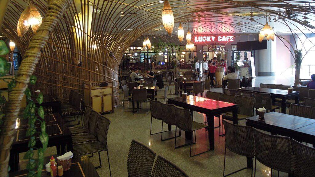 Où manger et boire à l'aéroport de Hanoi Noi Bai