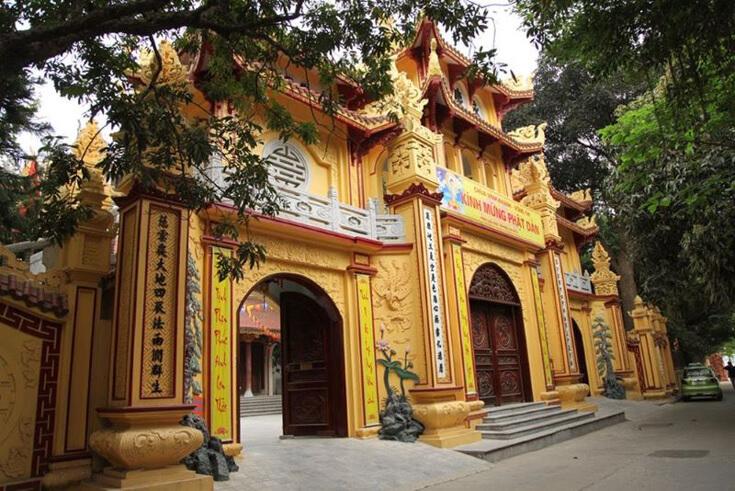 Pagode Vong Thi