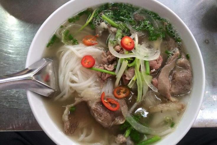 Pho Bo Lam