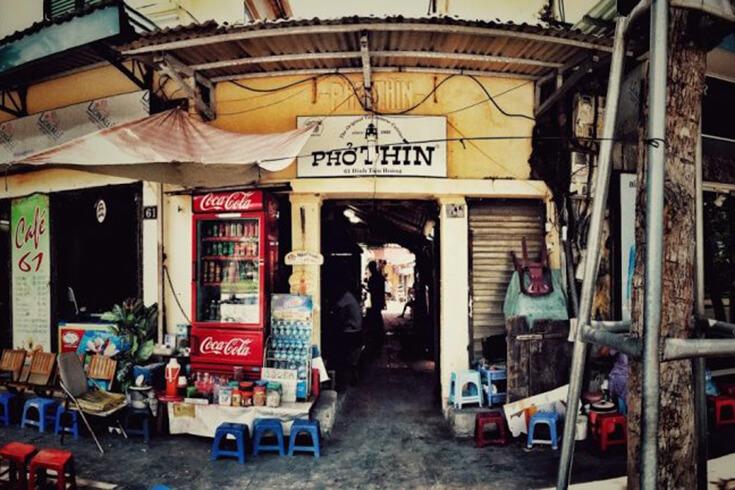 Pho Thin – Dinh Tien Hoang