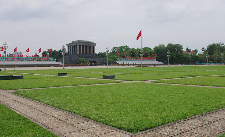 Place Ba Dinh