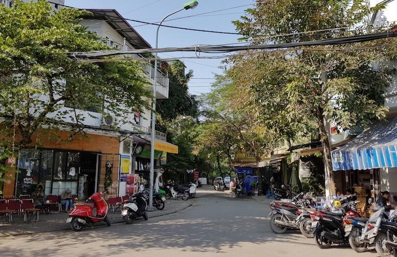 Quartier de Ba Dinh