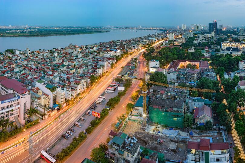 Quartier de Hai Ba Trung