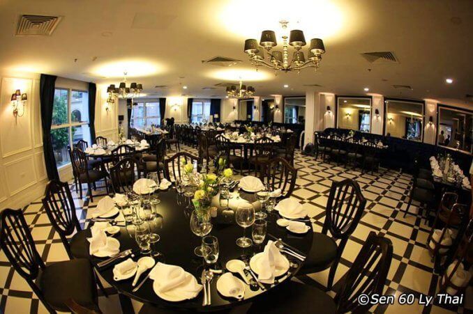 Restaurant Sen 60 Ly Thai