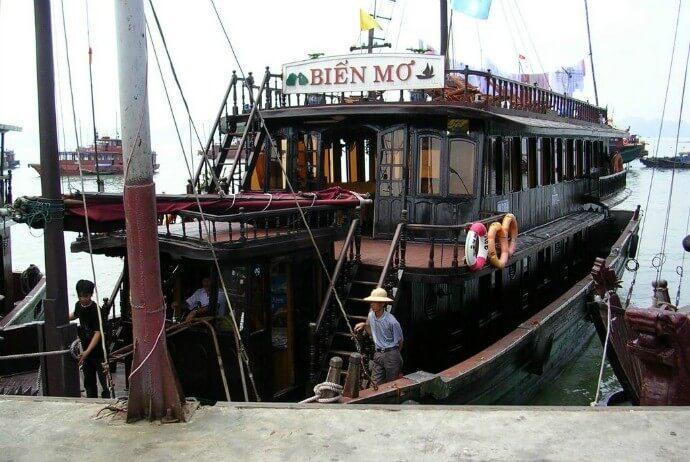Restaurant flottant Bien Mo