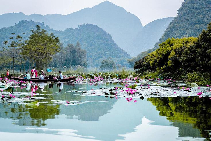 Rivière Yen ( Suoi Yen)