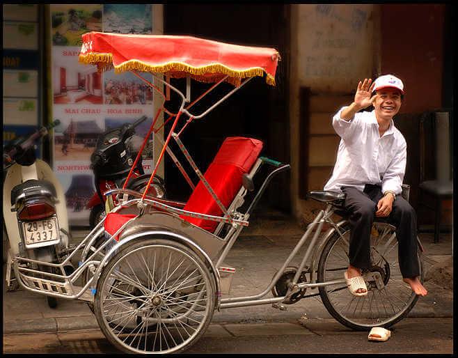 Se déplacer à Hanoi