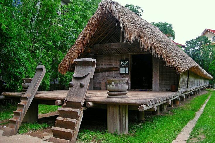 Visiter le Musée d'ethnologie du Vietnam