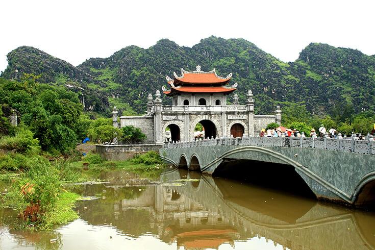 Voyage à Hanoi - visiter Hoa Lu