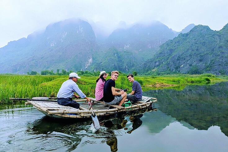 Voyage à Hanoi - visiter Van Long