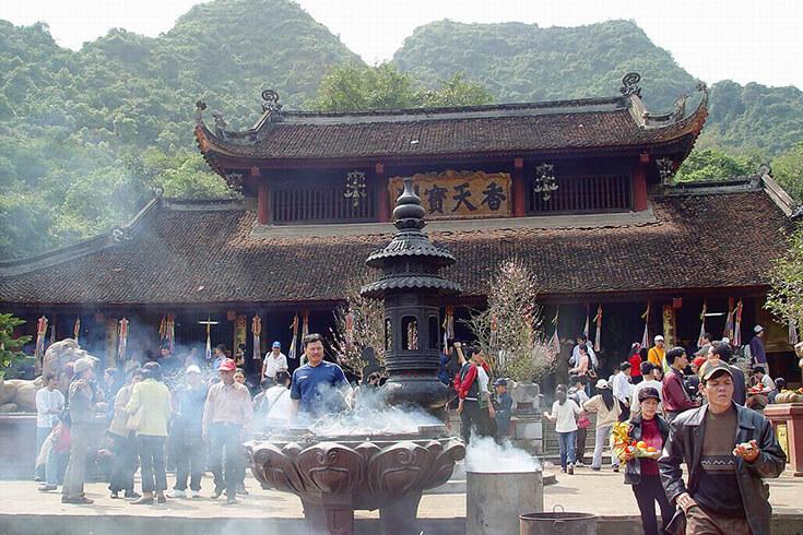 Voyage à Hanoi : visiter la Pagode des parfums