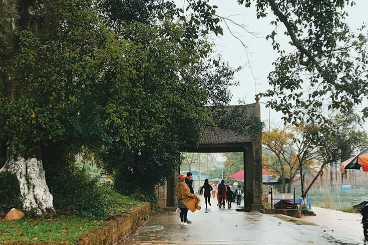 Voyage à Hanoi - visiter le village de Duong Lam