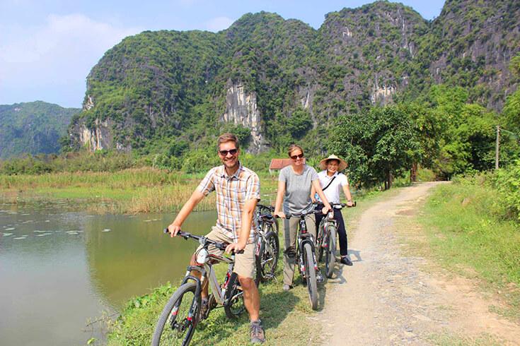 Voyage à Hanoi - visiter ninh binh