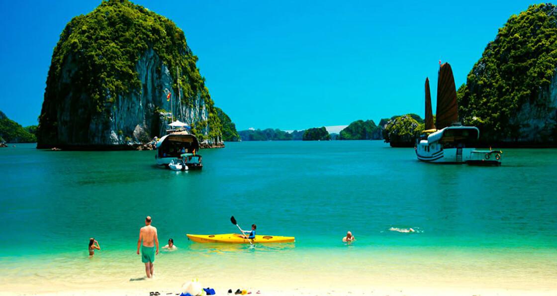 baie de lan ha vietnam