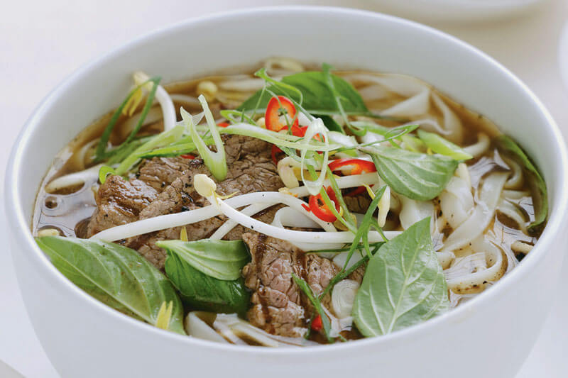 Soupe de Pho Hanoi