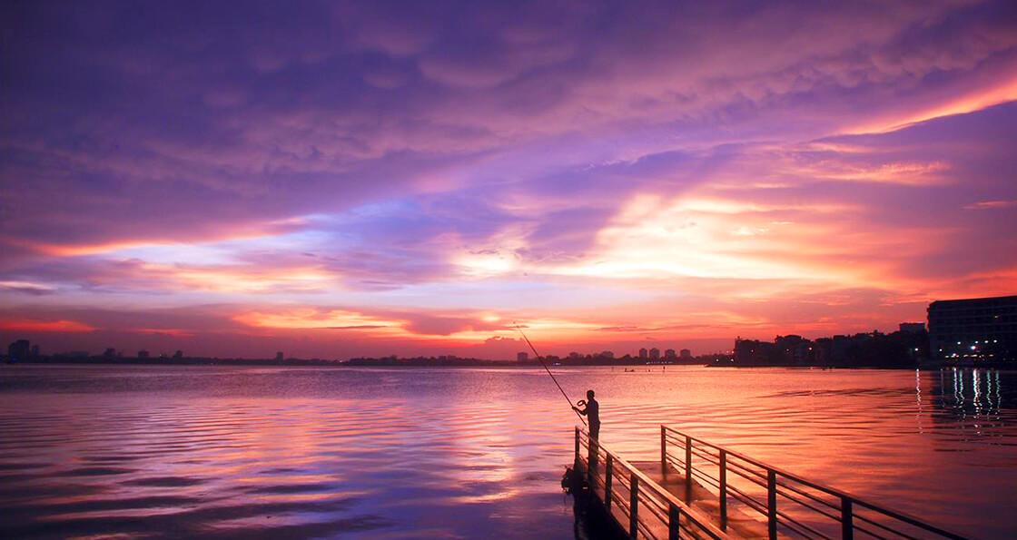 lac de l'ouest (hanoï)